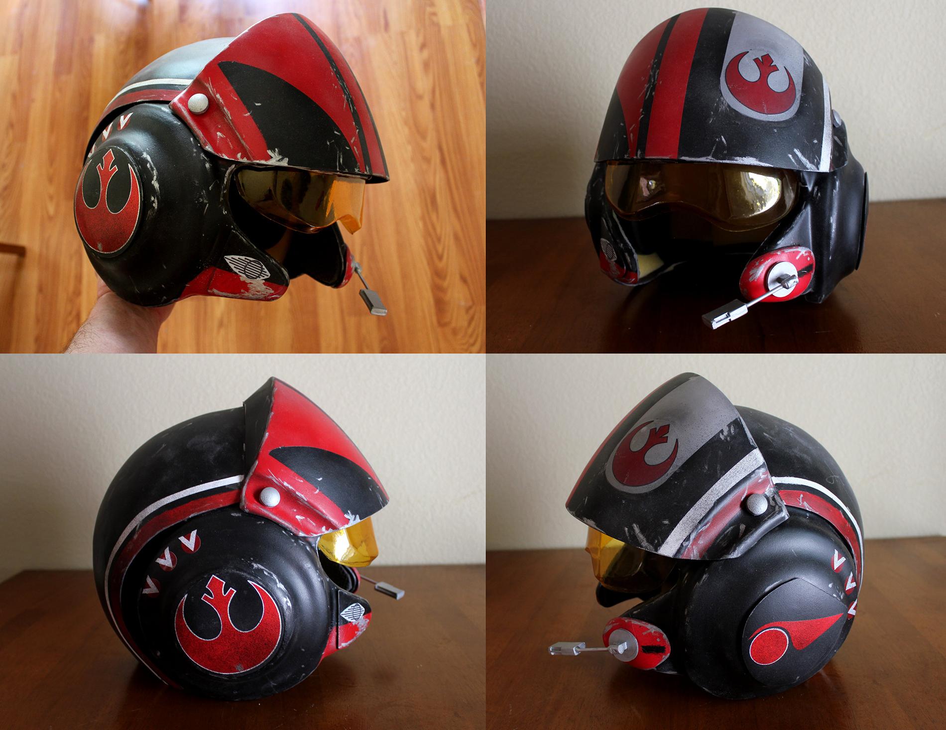 unique helmet poe