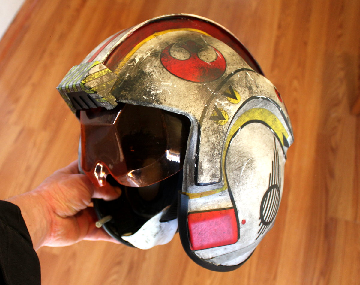 Red 5 vinyl system prop replicas custom fabrication special - These Same Vinyl Decals Are Used To Customize Motorcycle Helmets Snowboarding Helmets Bike Helmets Etc Here S A Few Examples