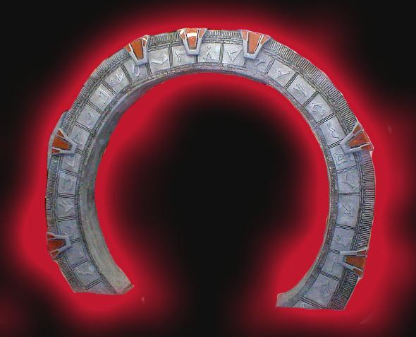 Stargate Prop Replicas Custom Fabrication Special Effects