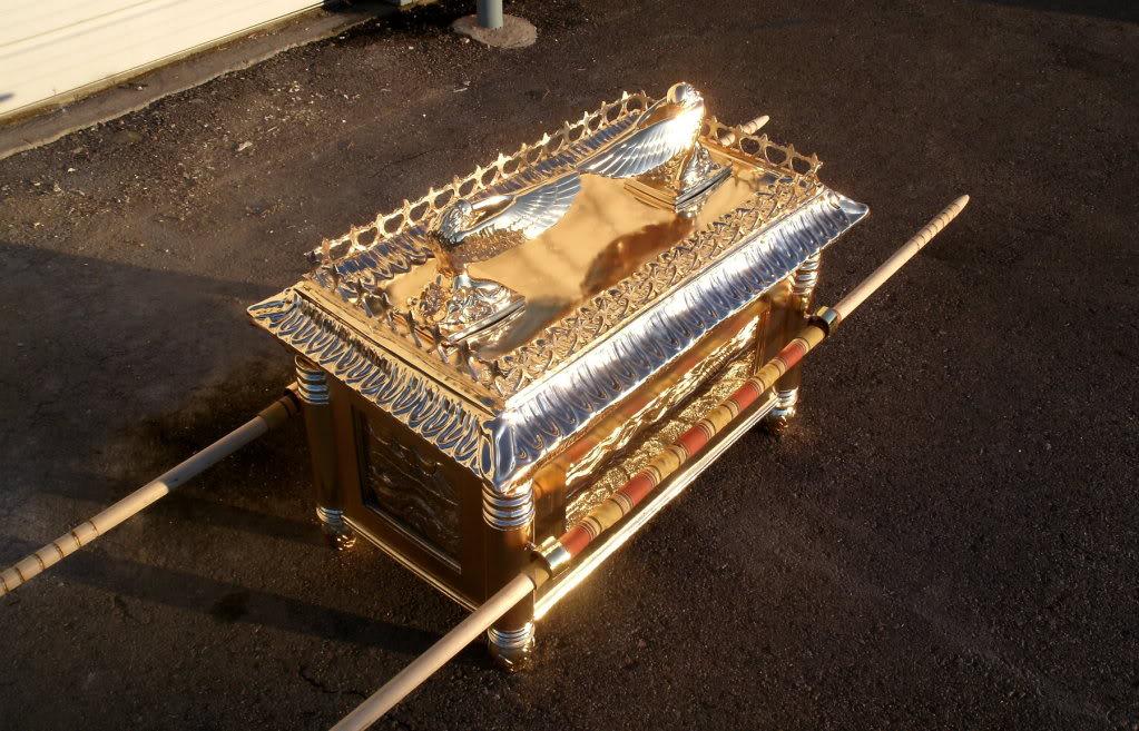 Ark of the covenant ark blog prop replicas custom fabrication