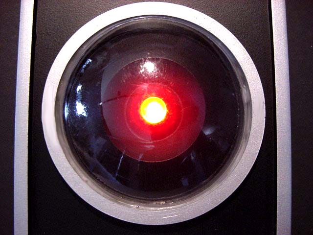 Hal9000 Prop Replicas Custom Fabrication Special Effects