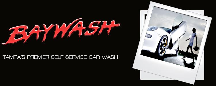 Self Service Car Wash and Tinting Service / Tampa, FL / Baywash Car Wash