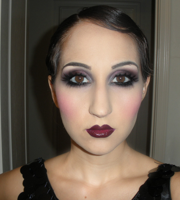 1920s Eye Makeup Trends