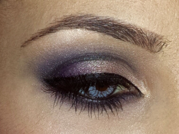 EOTD/FOTD with NARSissist eyeshadow palette