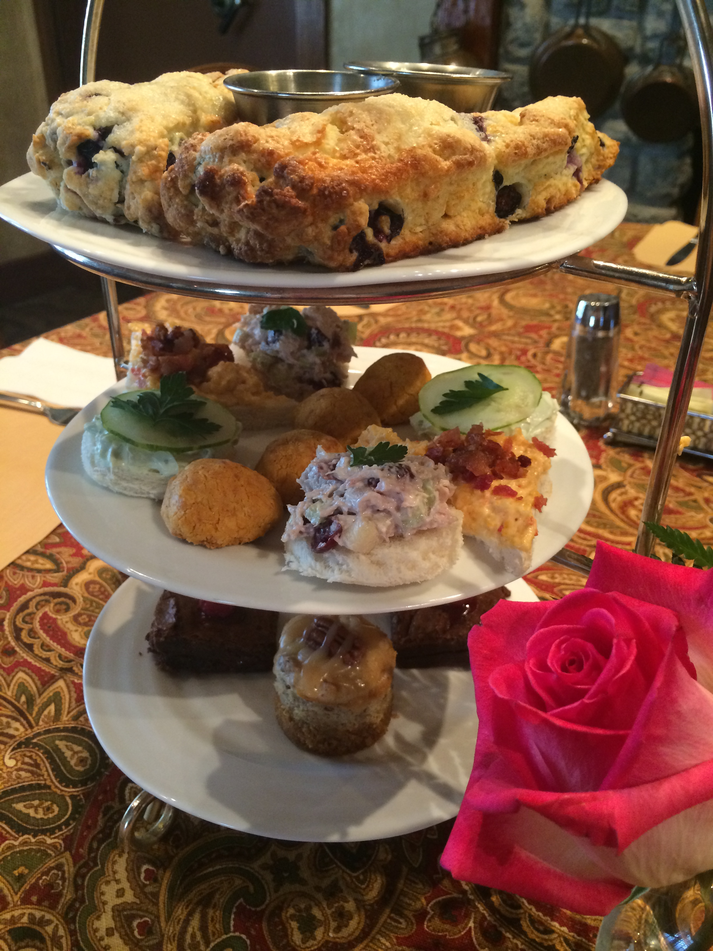 Bell House Afternoon Tea @ Bell House Restaurant | Shelbyville | Kentucky | United States