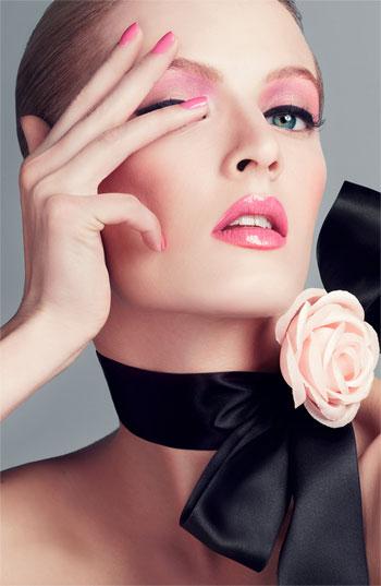 Dior Cherie Bow Spring 2013 Makeup - Blog - fête à fête