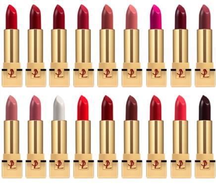YSL Rouge Pur Couture n°8 Belle de Rose