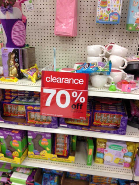 Target Easter ClearanceOff