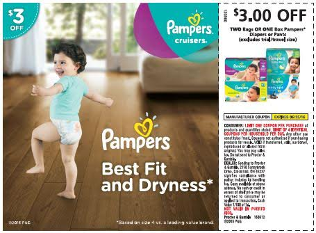 photograph regarding Printable Pampers Coupons titled Pampers Diapers Large Worth Printable Coupon codes #PampersSavings