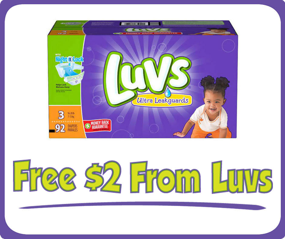 image relating to Printable Luvs Coupons identified as Luvs $2 Printable Discount coupons #SharetheLuv - Discount codes and Offers