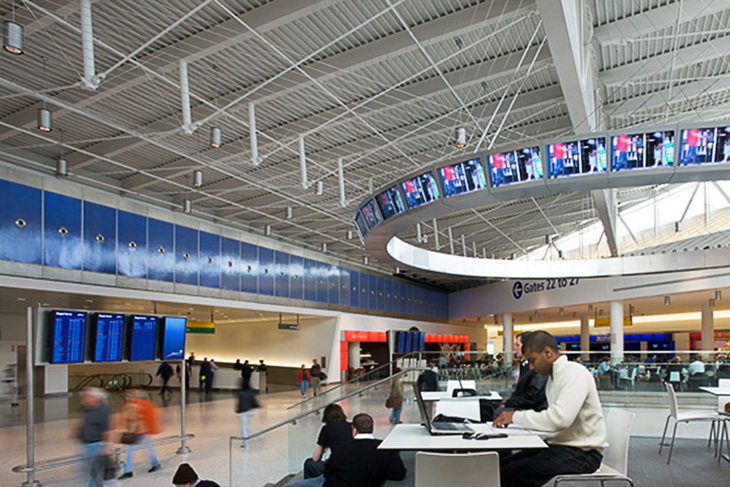 Gensler airports
