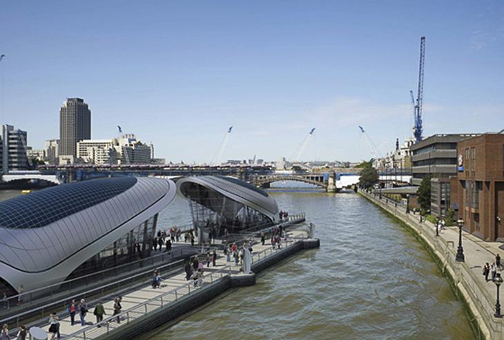 Gensler London River Park