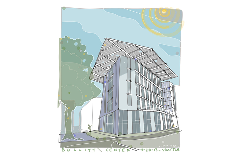 The Bullitt Center and the Future of Sustainable Buildings - Workplace Strategy and Design - architecture and design