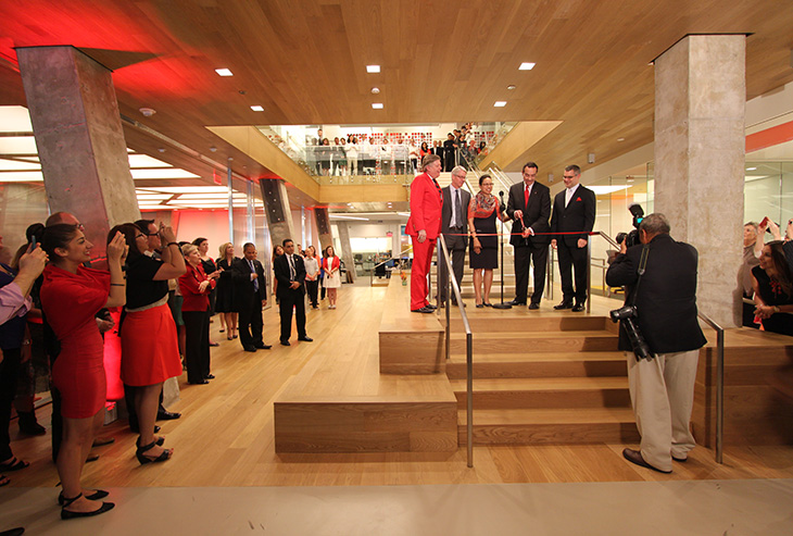 Gensler's New D.C. Office Celebrates the Design Process - Workplace Strategy and Design - architecture and design