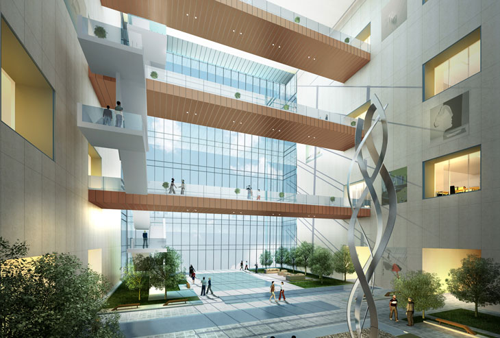 Modernity Vs. Hierarchy: China\u0027s Evolving Commercial Office Building Market  - Workplace Strategy And Design Architecture Design