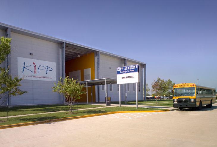 KIPP Creates Healthier Learning Environment