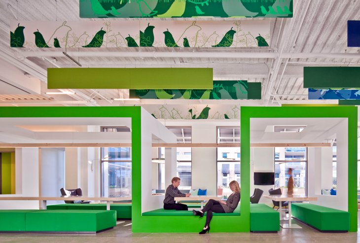 10 key design interventions for a healthier happier and - Interior design work environment ...