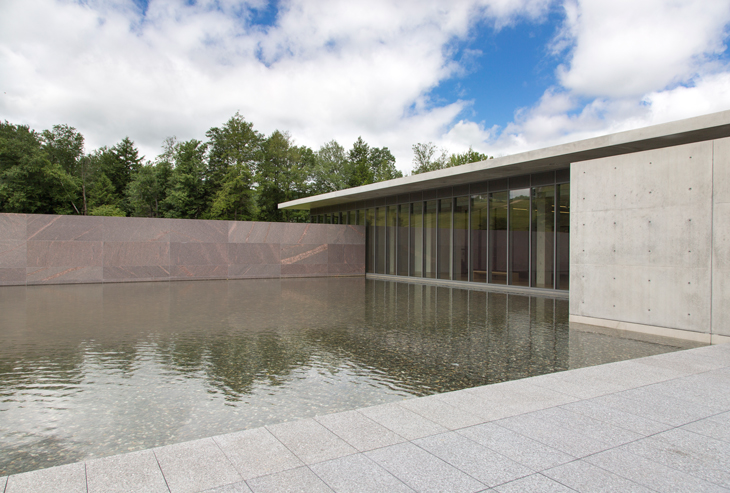 architects must think about how water interacts with buildings and sites design shapes how water impacts our surroundings the reflecting pool
