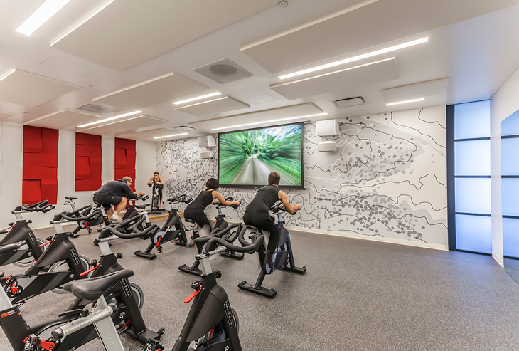 Work hard play under one roof workplace strategy