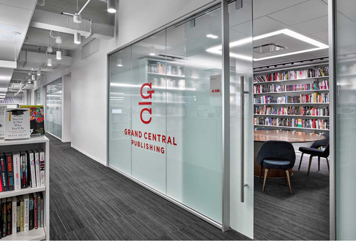 Turning the page publishers embrace open workspaces and for Design strategy firms nyc