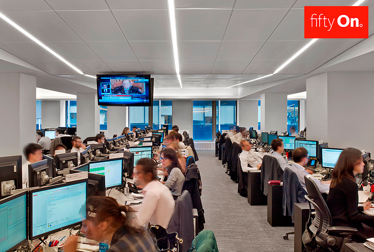 The Future Trading Floor: Technology