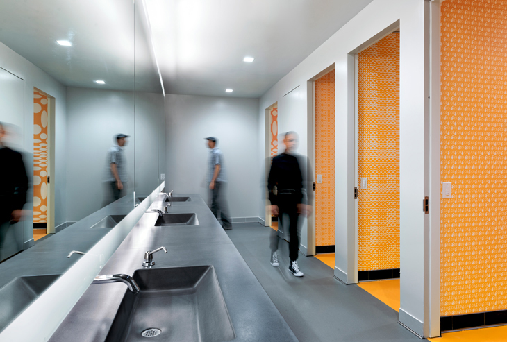 Why Corporate Bathrooms Stink And How Good Design Can Fix This   Workplace  Strategy And Design   Architecture And Design