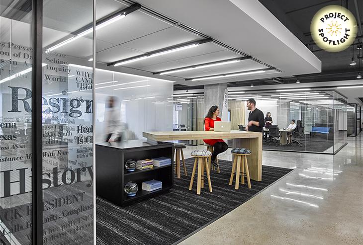 Project Spotlight The Washington Post Reimagines News Media