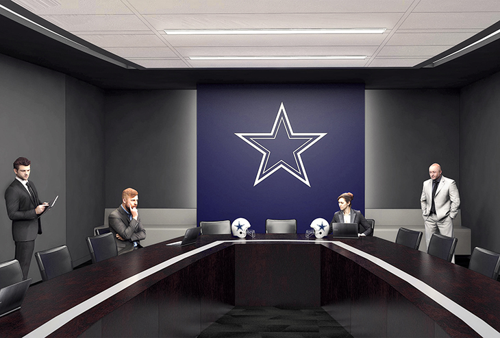 The New Home of the Dallas Cowboys Opens Its Doors ...
