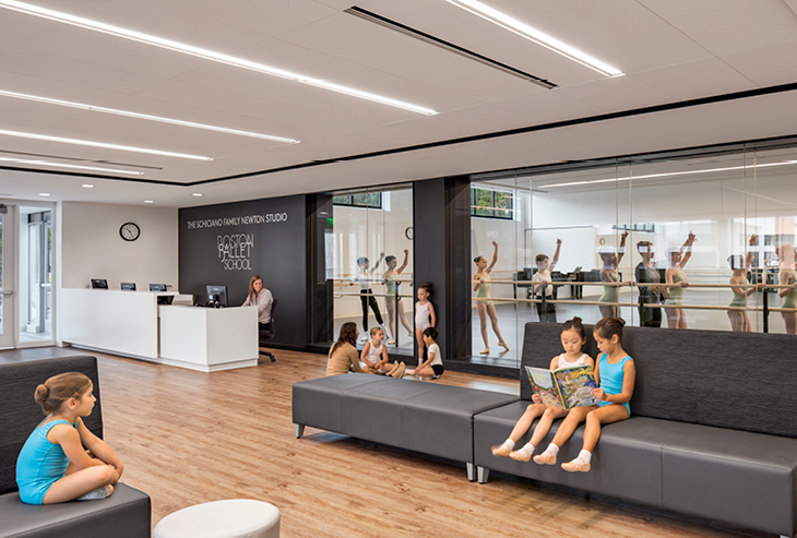 Choreographing The Next Generation Dance Studio Urban Planning And Design Architecture And Design