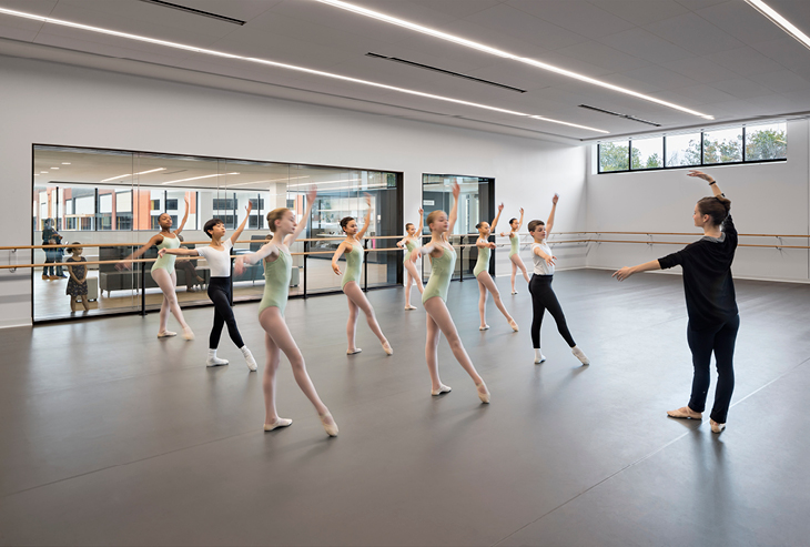 Choreographing the Next Generation Dance Studio - Urban Planning and