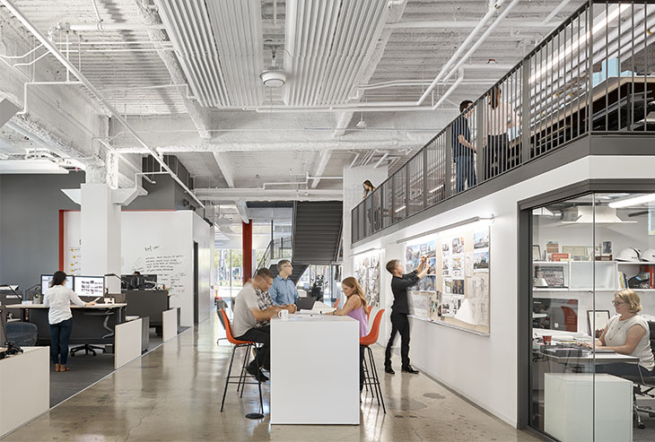 The Open Office Isn T Dead Workplace Strategy And Design