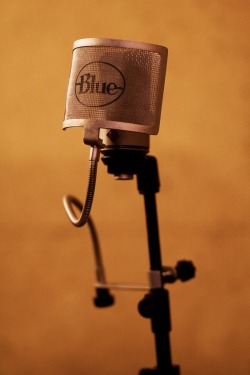 Microphone, photo by Bjorn Hermans.