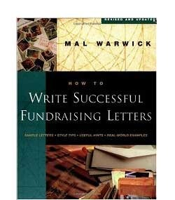 How to Write Successful Fundraising Letters, by Mal Warwick
