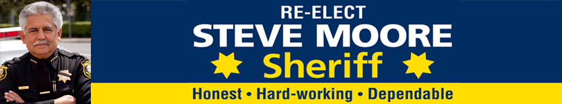 Re-Elect Steve Moore for Sheriff