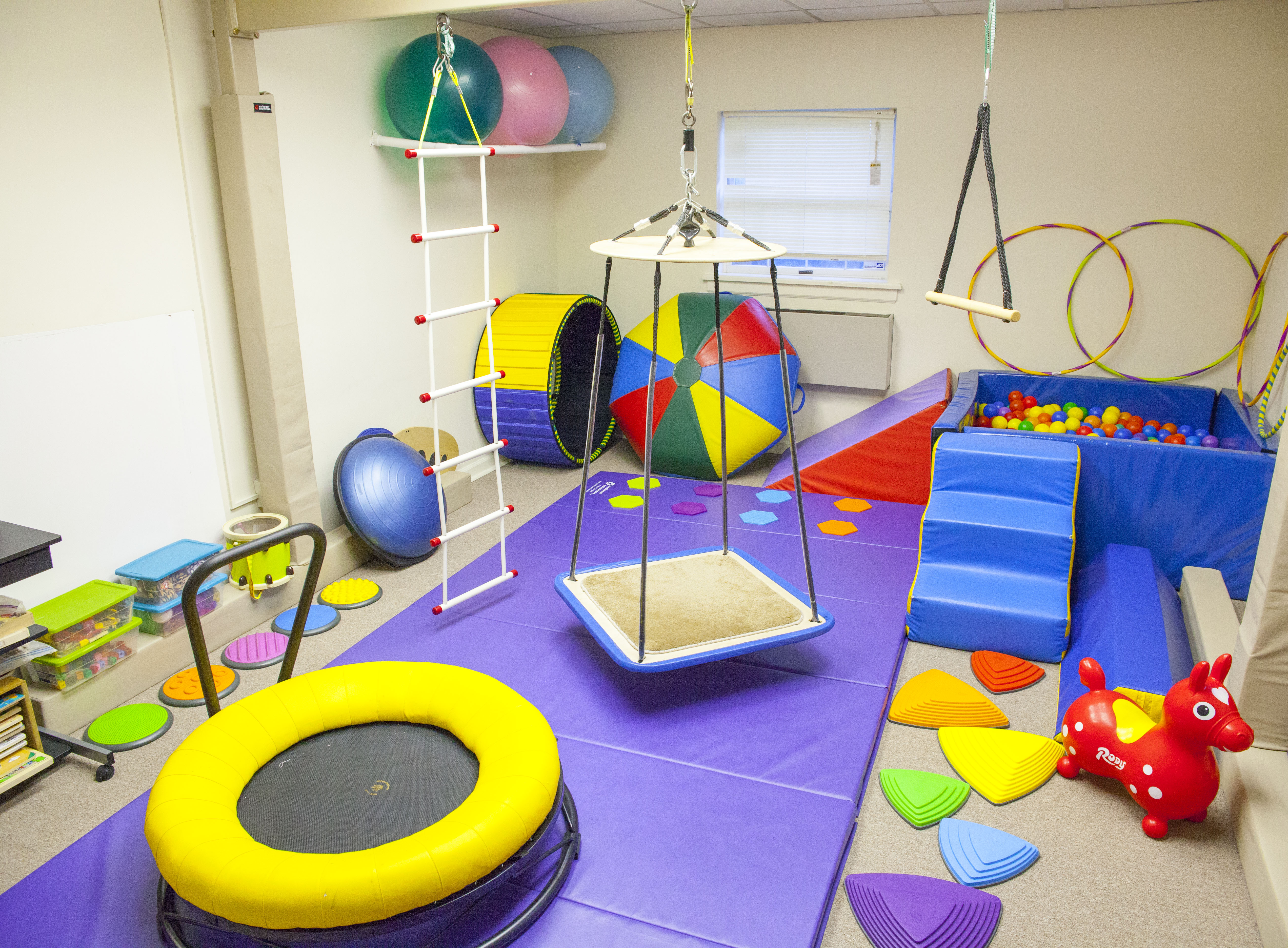 Abilities therapy network occupational therapy for The family room psychological services