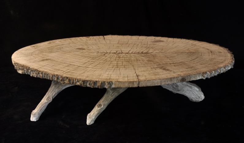 Furniture ~ Sculpture ~ Faux Bois