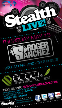 Roger Sanchez at Lima Lounge