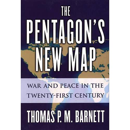 Resultado de imagen de thomas barnett pentagon