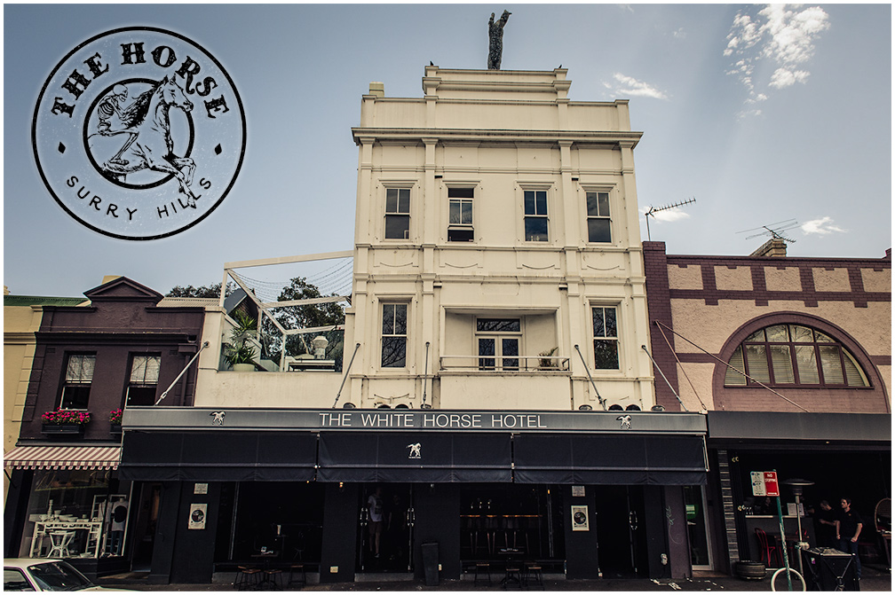 The Horse, Surry Hills