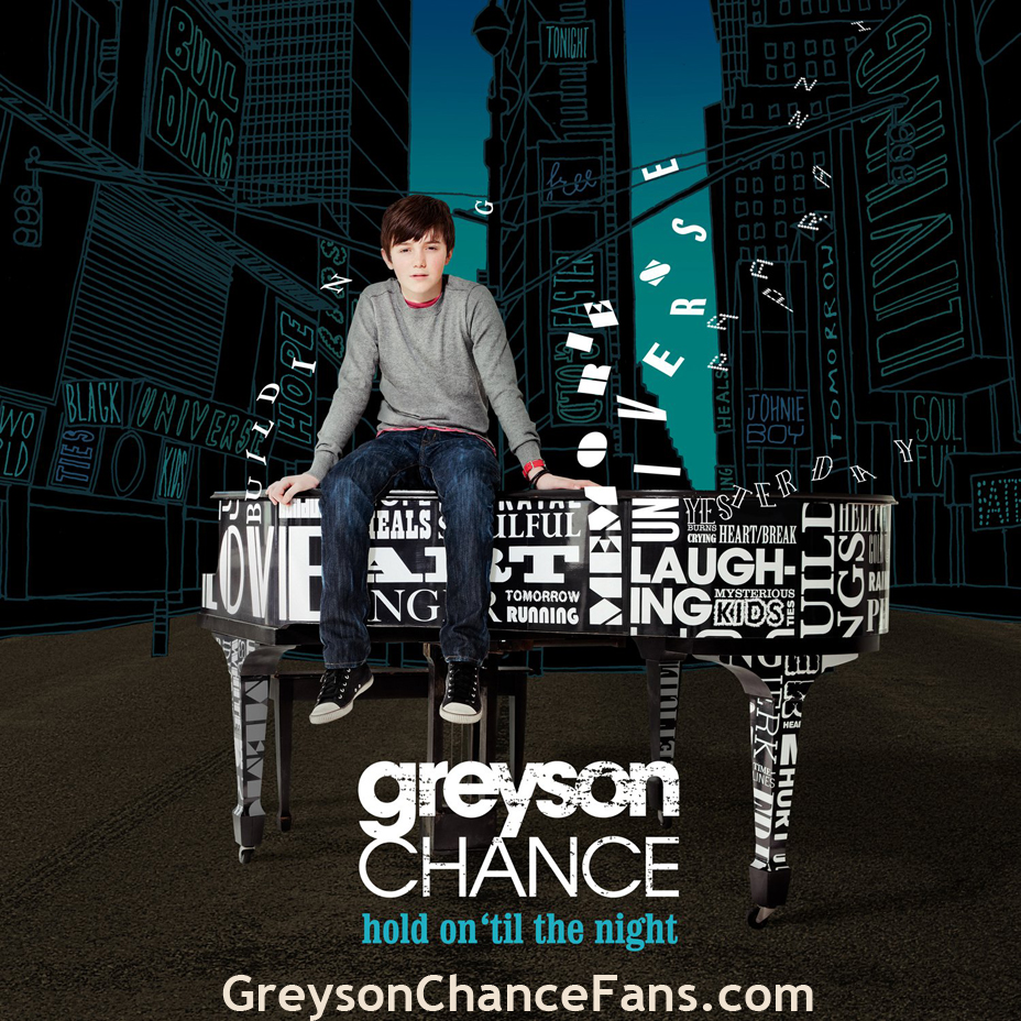 The FIRST Greyson Chance Fan Site