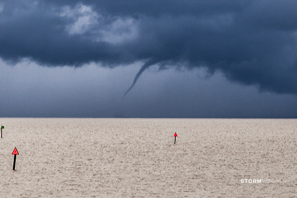Lake Okeechobee waterspout