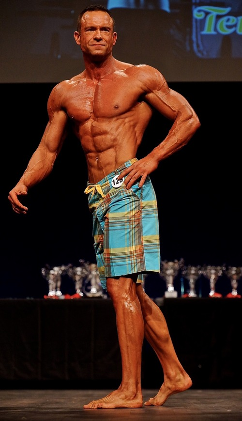 How To Get 4 Body Fat Competition Ready Posts Get Fit Over 40