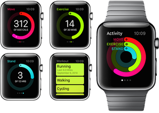 Can the Apple Watch Cut it as a Usable Fitness Tracker ...