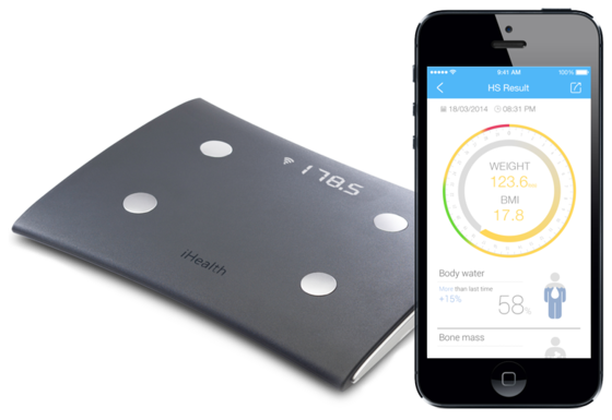 iHealth Vista Body Analysis WiFi Scale Review - Posts - Get