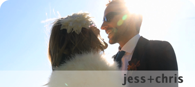 jess+chris sam+andrew wedding video