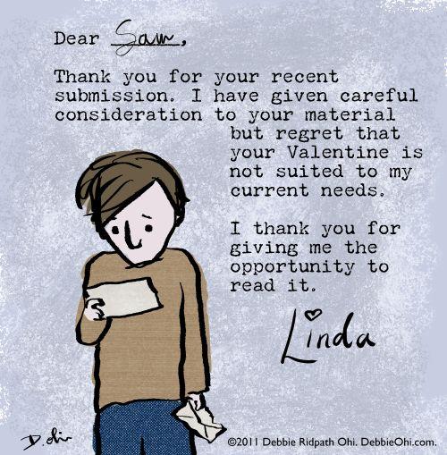Comic valentines rejection inkygirl guide for kidlitya writers poor sam voltagebd Choice Image