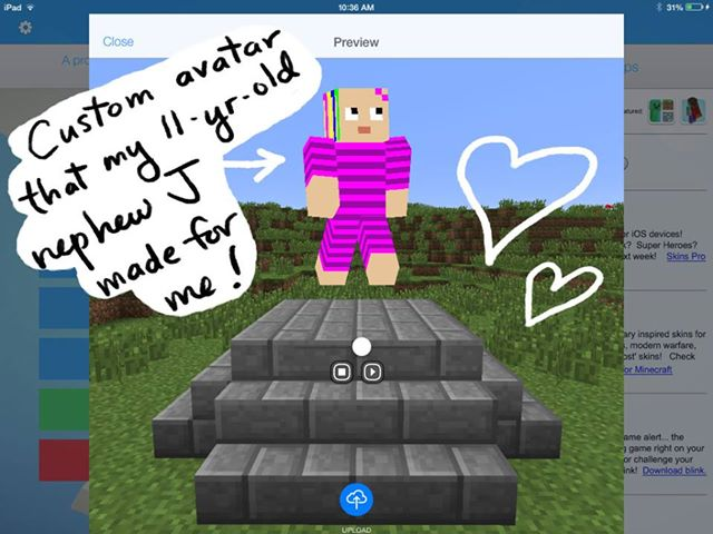 how to write on paper in minecraft pe