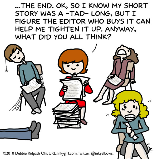 Writers: Don't rush your submission. Make sure your writing is polished BEFORE you send it out. - Inkygirl: Guide For Kidlit/YA Writers Artists - via @inkyelbows
