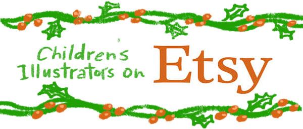 6ede73705c710 A list of children's book illustrators on Etsy - Inkygirl: Guide For ...