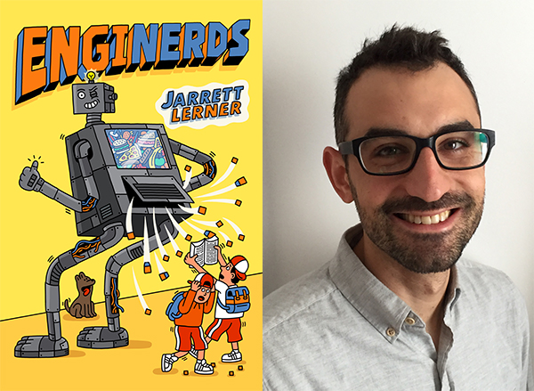 Advice for young writers embracing magic enginerds three jarrett lerner writes books about farting robots belching knights and other serious matters you can find him online at jarrettlerner and on twitter solutioingenieria Images